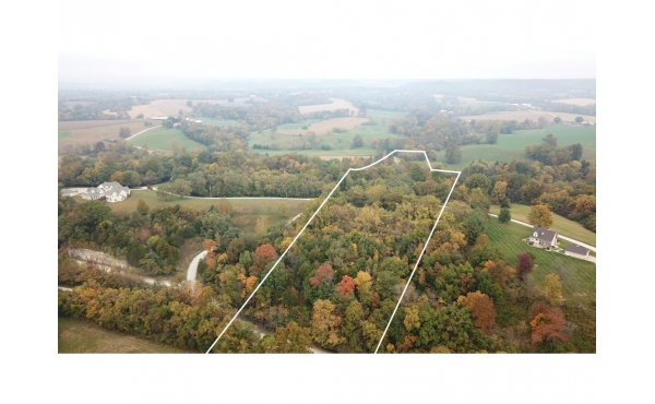 12+/- acres Falling Timbers Bluff